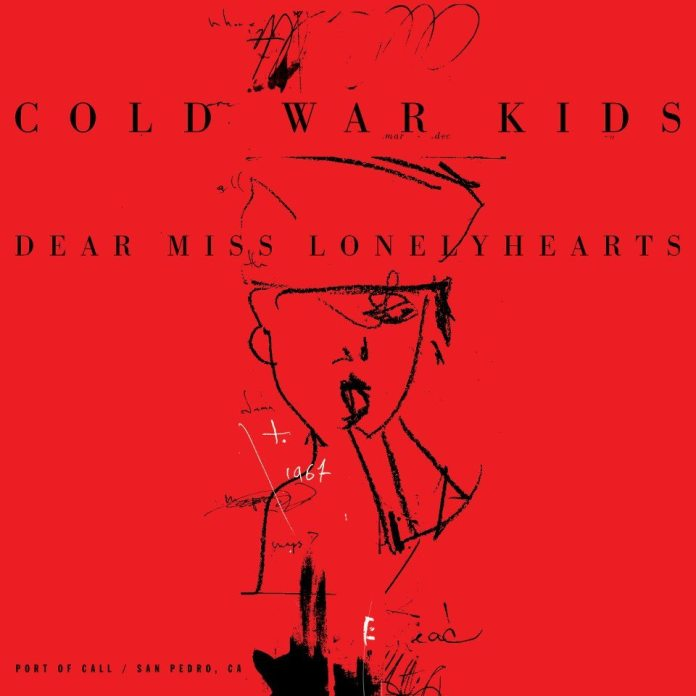 "Cold War Kids, esce l'album ""Dear Miss Lonelyhearts"""