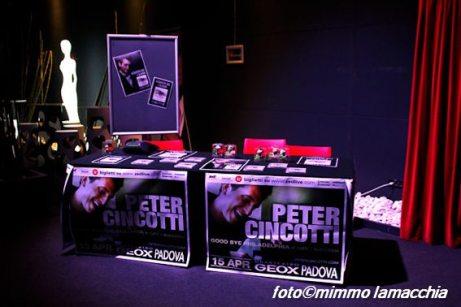 Concerto Peter Cincotti Teatro Geox