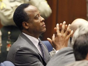 Conrad Murray | © Mario Anzuoni-Pool/Getty Images