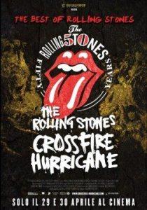 The Rolling Stones - Crossfire Hurricane - Locandina