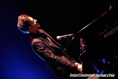 Peter Cincotti al pianoforte