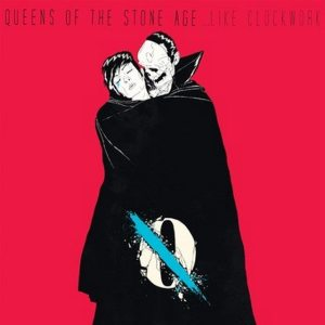 Queens Of The Stone Age - Like Clockwork artwork