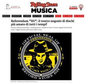 Locandina referendum Rolling Stone