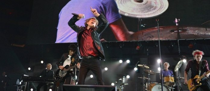 Rolling Stones, nuovo tour e tappa all' Hyde Park