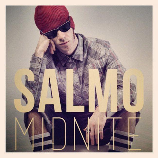 E' Midnite di Salmo l'album più venduto in Italia