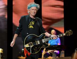 Keith Richards - ©  Larry Busacca/Getty Images