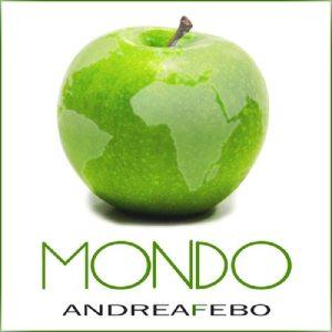 "Cover ""Mondo"" Andrea Febo"