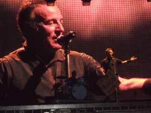 Bruce Springsteen & The E-Street Band – Wrecking Ball Tour 2013, Napoli – Ph. © F. Daniele