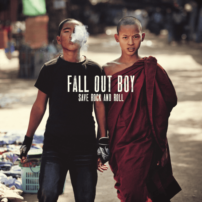 """Fall Out Boy: """"Save rock and roll"""". La recensione"""