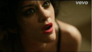 "Marillon Cotillard © Video Screenshot ""The Next Day"""