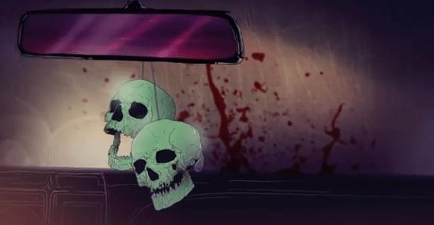 Queens Of The Stone Age, molotov e sangue nel video di If I Had a Tail