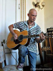 Alessandro Finazzo alla conferenza di presentazione di Sounds of Tuscany   © Melodicamente