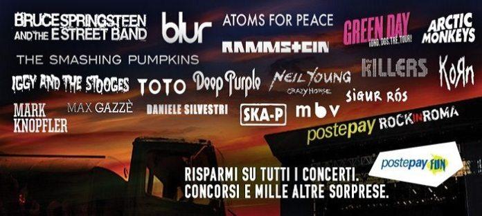 Rock In Roma 2013, tutti i dettagli del festival capitolino