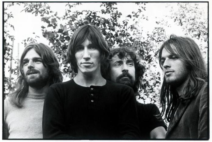 Pink Floyd © Official Facebook Page