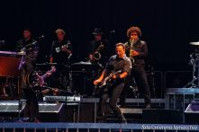 Bruce Springsteen and The E Street Band  © Mimmo Lamacchia