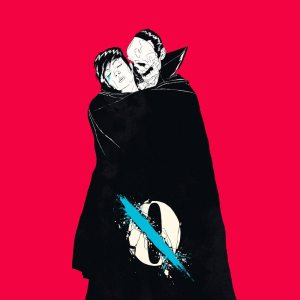 Queens Of The Stone Age - Like Clockwork - Artwork