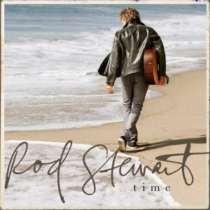 "Rod Stewart - ""Time"" - Artwork"