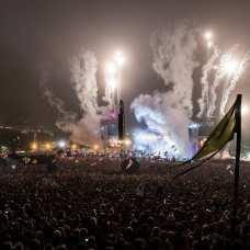 Glastonbury Festival in delirio per i Rolling Stones | © Ian Gavan/Getty Images
