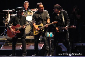 Springsteen and The E Street Band   © Mimmo Lamacchia