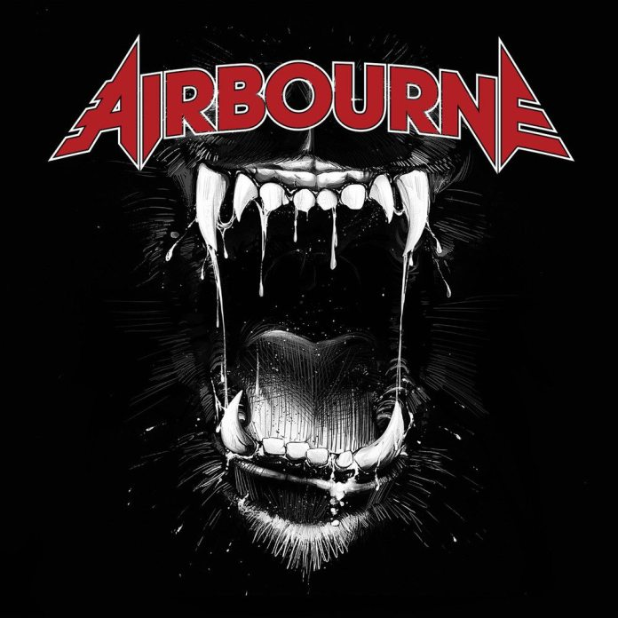 """Airbourne: """"Black dog barking"""". La recensione"""