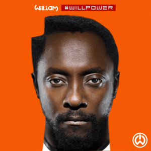 "Will.i.am - ""#Willpower"" - Artwork"