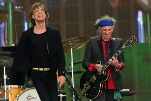 Mick Jagger e Keith Richards - © Ph. Simone Joyner/Getty Images