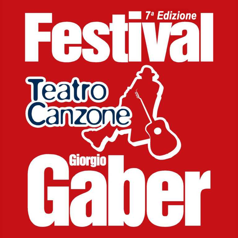 Festival Giorgio Gaber, appuntamento a Viareggio il 19 e 20 Luglio
