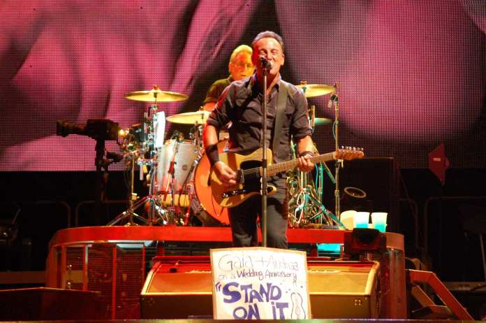 Bruce Springsteen & The E-Street Band/ROCK in ROMA - Ph. © A. Moraca