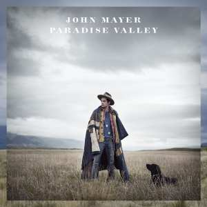 John Mayer - Paradise Valley - Artwork