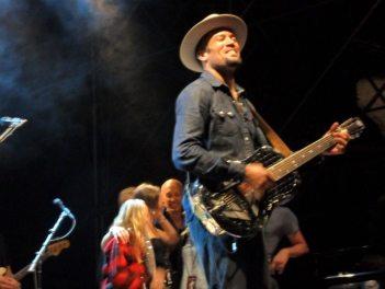 Ben Harper al Pistoia Blues Festival | © Melodicamente
