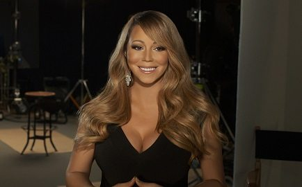 Per Mariah Carey incidente sul set del video di #Beautiful