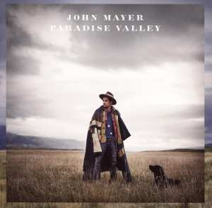 "John Mayer - ""Paradise Valley"" - Artwork"