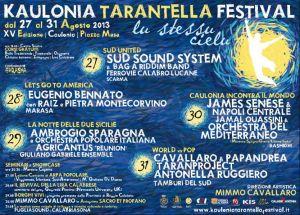 Kaulonia Tarantella Festival 2013