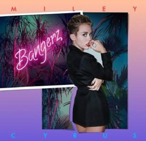 "Cover ""Bangerz"" Miley Cyrus"