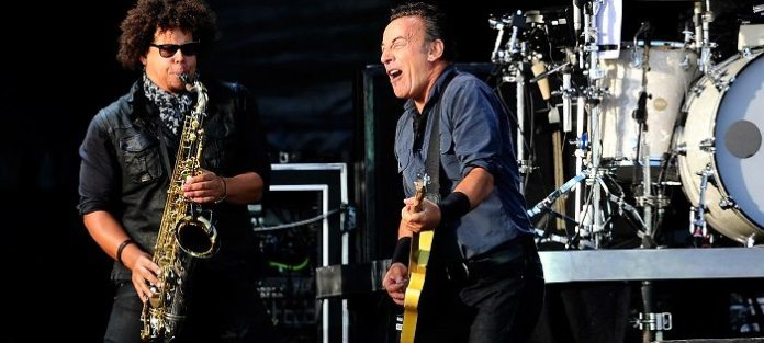Bruce Springsteen re delle performance live per Rolling Stone