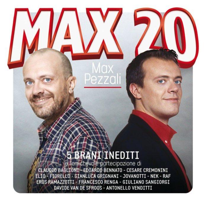 """Max Pezzali: """"Max 20"""". La recensione"""