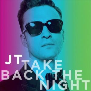 Justin Timberlake - Take Back The Night - Artwork