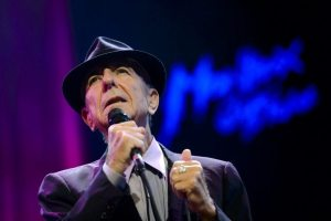 Leonard Cohen - © FABRICE COFFRINI/AFP/Getty Images