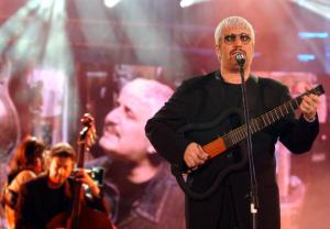 Pino Daniele - © Giuseppe Cacace/Getty Images
