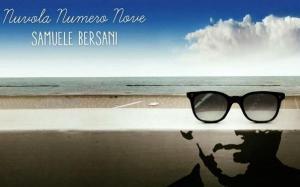 Samuele Bersani - Nuvola Numero Nove - Artwork