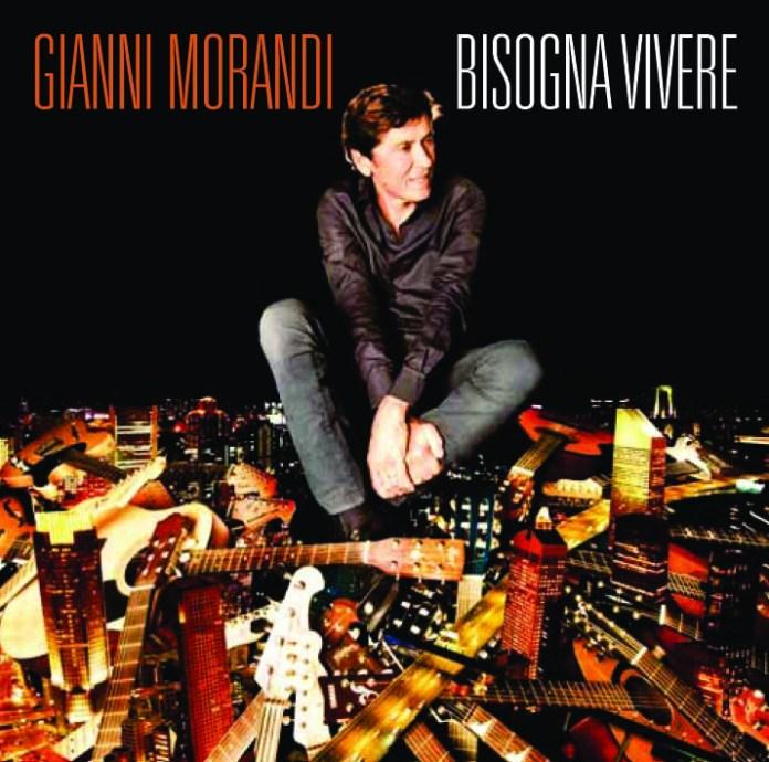 """""""Bisogna vivere"""", il nuovo disco di Gianni Morandi"""