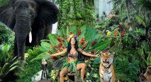 """Shot Video """"Roar"""" Katy Perry"""
