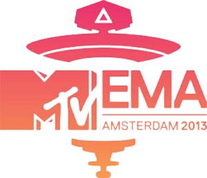 Logo MTV EMA 2013
