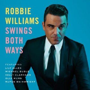"""Cover """"Swings Both Ways"""" Robbie Williams"""