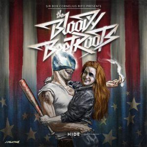 The Bloody Beetroots - HIDE - Artwork
