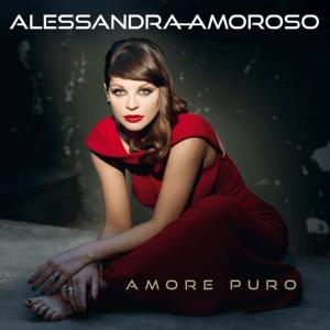 Alessandra Amoroso - Amore Puro - Artwok