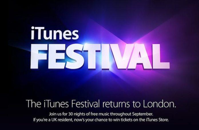 Al via l'iTunes Festival con Lady Gaga