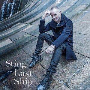 Sting - The Last Ship - Artwork