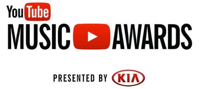 Youtube Music Awards, l'elenco delle categorie e le nomination