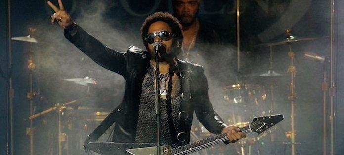 Lenny Kravitz sceglie la Primavera 2014 per il nuovo album
